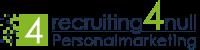 recruting4null   Social Media Recruiting Logo