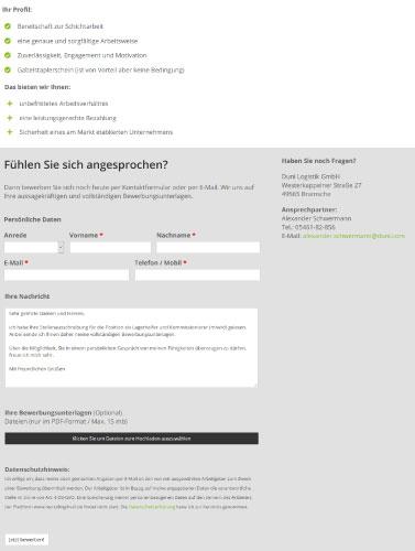 Social Media Recruiting - Referenzbild 3 - recruiting4null